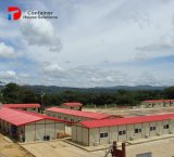 Chambre modulaire préfabriquée de conteneur de bureau de construction de qualité