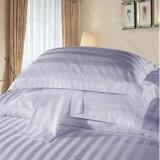 Нашивки сатинировки гостиницы Pillowcases белой Printable