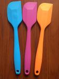 Spatule de silicones et couteau de Tools&Cookware de cuisine