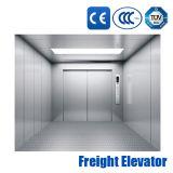 Precio pintado acero del elevador de carga de la capacidad 3000kg
