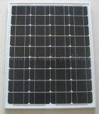 책가방을%s 브라운 휴대용 열 50W 단청 작은 태양 전지판