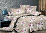 Conjunto barato colorido del lecho de la materia textil de China Suppiler del poliester de la impresión de la cubierta de encargo gigante casera del Duvet