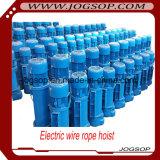 Preço elétrico da grua de corda do fio de China