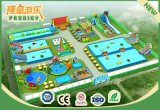 spätester aufblasbarer Park des Wasser-2017 mit Swimmingpool für Spaß