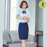 Vente en gros Mode Custom Design Airline Aéronef Uniform Office Ladies Uniform