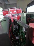 Servicio delantero de HD P3mm que hace publicidad de la pantalla del LED instalada en centro comercial