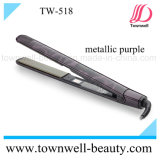 Salón de pelo profesional de la enderezadora Turmalina Mch ultrafino hierro plano del pelo