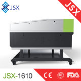 Laser de trabalho estável do CO2 da boa qualidade de Jsx 1610 para materiais do metalóide com acessórios de Alemanha