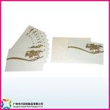 Varia tarjeta de cumpleaños de encargo del diseño, tarjeta de felicitación, tarjeta de la invitación