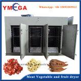 Inoxidable lleno de frutas y verduras de acero Secador de procesamiento de la máquina