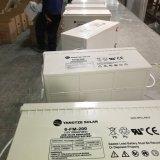 3 do armazenamento acidificado ao chumbo livre do transporte 12V da garantia anos de bateria solar 200ah