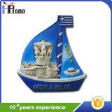 Ímanes de refrigerador artesanato personalizados / Recuperação de viagens