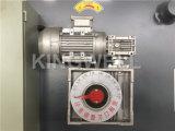 판매 (QC11Y-20X2500)를 위한 새로운 디자인 금속 격판덮개 유압 단두대 깎는 기계