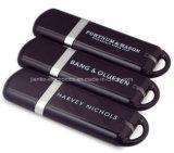 Schijf de van uitstekende kwaliteit van de Flits van de Douane USB met de Druk van het Embleem (100)
