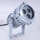 IP65 9W 18W LEDの屋外のスポットライト6X3w 3X3w