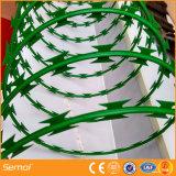 Semai 450 mm Diámetro de la bobina de alambre de púas Razor Concertina