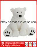 Urso quente da peluche do Natal da venda para a promoção do presente