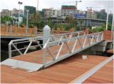 Aluminum Gangway of Marina for Building