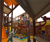 Beifall-Unterhaltung Pirate Innenspielplatz-Eignung-Gerät für Kinder