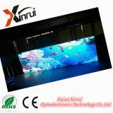 P5 RGB LED Bildschirm-Baugruppen-Bildschirmanzeige bekanntmachend