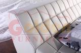 総合的な革ベッドフレームのベッドの一定の家具G902