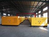 De stille Diesel Reeks van de Generator 120kVA 400V driefasen208V