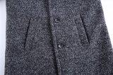 Molla/cappotto di lana uomini di autunno 50%
