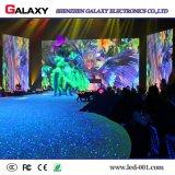 Visualizzazione dell'affitto P3/P4/P5/P6 video LED di colore completo/schermo/comitato/parete/segno dell'interno per l'esposizione, fase, congresso