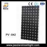 세륨에 의하여 증명서를 주는 60W 태양 강화된 LED 가로등 5 년 보장 ISO IEC