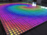 mattonelle di pavimento dell'interno di 65W 100PCS LED per la fase, festa nuziale