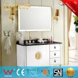 Cabina de cuarto de baño de madera clásica (BF-8064)