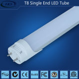 Tube simple du bloc d'alimentation 2.4m 36W T8 DEL d'extrémité