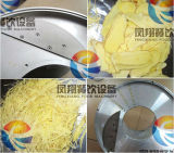 Cortador elétrico comercial FC-503D, batata, cortador de fita de gengibre, cortador de fatias