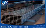 Économique et fonctionnel, Q235 / Q345b Type C, construction en acier inoxydable peint ou galvanisé