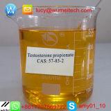 Propionate injectable de testostérone du support 100mg/Ml d'essai de stéroïdes pour le muscle