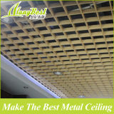 Zellen-Decken-Fliesen des Aluminium-100*100 geöffnete