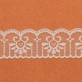 Späteste Form-Spitze-Spitze-Ordnung für Spitze-Hochzeits-Kleid-Dame-Klage-Spitze