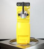 柔らかいサーブのアイスクリームメーカー機械コマーシャル