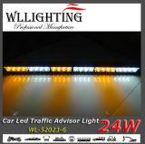 30 de LEIDENE AutoAdviseur van het Verkeer Lightbar 12V
