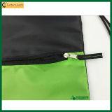 Sacs de cordon faits sur commande de polyester de mode (TP-dB263)