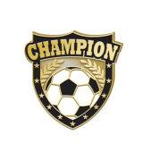 Insigne fait sur commande de Pin du football pour la promotion de sport