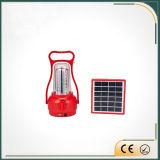 야영을%s 4LED 2W 6V LED 태양 Lantern&Solar 야영 손전등