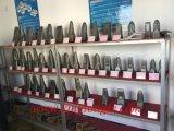 As peças sobresselentes da máquina escavadora de Hitachi forjaram os dentes da cubeta que não moldam para o equipamento de mineração