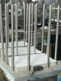 Rezor를 위한 Papercard PVC Blsiter 포장기 또는 칫솔 또는 건전지