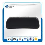 3 Track USB Mini leitor de cartão de fita magnética de rosto duplo Hcc780