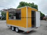 Caravana móvil del alimento para la venta Australia
