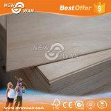 Okoume/Bintangorの合板のドアの皮(2.5mm、2.8mm、3.0mm、3.2mm)