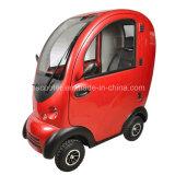 Vespa eléctrica de la movilidad del coche de cabina
