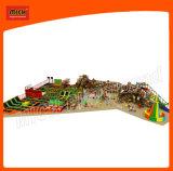 Campo de jogos interno do brinquedo plástico de Mich