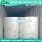 Baby-Windel-Rohstoff-Flaum-Masse mit konkurrenzfähigem Preis (FP-09)